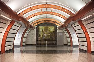 Вестибюль станции