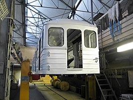 Фотогалерея вагонов модели 81-553.3/554.3/555.3