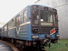 Фотогалерея вагонов мод. 81-717/714 и 81-717.5/714.5
